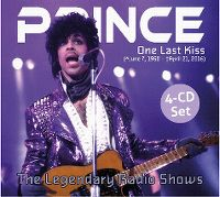 Cover Prince - One Last Kiss - The Legendary Radio Shows
