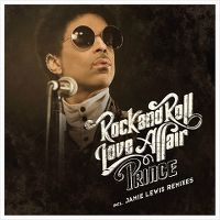Cover Prince - Rock And Roll Love Affair