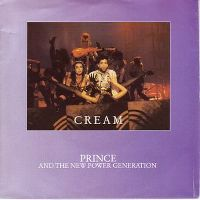 Cover Prince And The New Power Generation - Cream