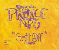 Cover Prince And The New Power Generation - Gett Off