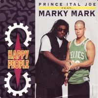 Cover Prince Ital Joe feat. Marky Mark - Happy People