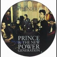 Cover Prince & The New Power Generation - Thunder