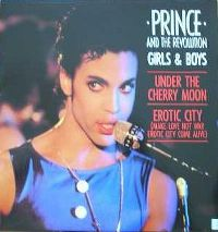 Cover Prince & The Revolution - Girls & Boys