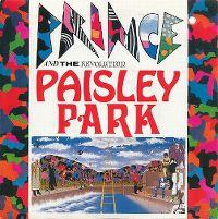 Cover Prince & The Revolution - Paisley Park