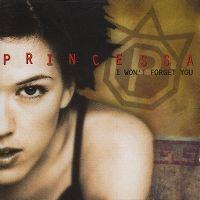 Cover Princessa - I Won't Forget You