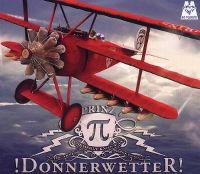Cover Prinz Pi - !Donnerwetter!