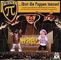 Cover Prinz Pi - ...Lässt die Puppen tanzen!