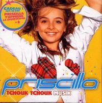 Cover Priscilla - Tchouk tchouk musik