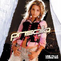 Cover Priscilla - Une fille comme moi
