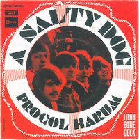 Cover Procol Harum - A Salty Dog