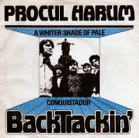 Cover Procol Harum - A Whiter Shade Of Pale