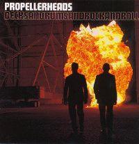 Cover Propellerheads - Decksandrumsandrockandroll