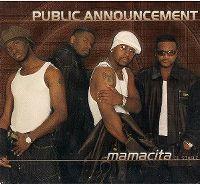 Cover Public Announcement - Mamacita