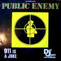 Cover Public Enemy - 911 Is A Joke