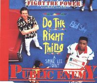 Cover Public Enemy - Fight The Power