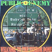 Cover Public Enemy - Welcome To The Terror Dome