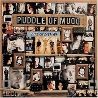 Cover Puddle Of Mudd - Life On Display