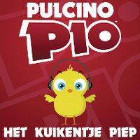 Cover Pulcino Pio - Het kuikentje Piep / Le poussin Piou