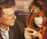 Cover Pupo & Robin Beck - Non è un addio