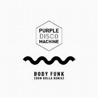 Cover Purple Disco Machine - Body Funk