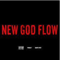 Cover Pusha T & Kanye West - New God Flow