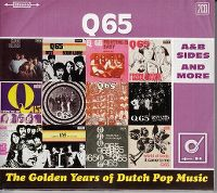 Cover Q65 - The Golden Years Of Dutch Pop Music