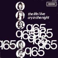 Cover Q65 - The Life I Live