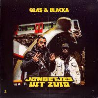 Cover Qlas & Blacka - Jongetjes uit Zuid