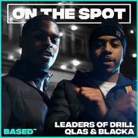 Cover Qlas & Blacka - Leaders Of Drill