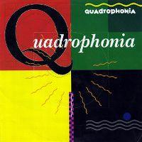 Cover Quadrophonia - Quadrophonia