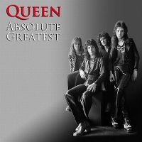 Cover Queen - Absolute Greatest