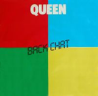 Cover Queen - Back Chat