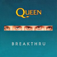 Cover Queen - Breakthru