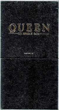 Cover Queen - CD Single Box