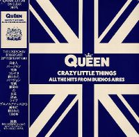Cover Queen - Crazy Little Things