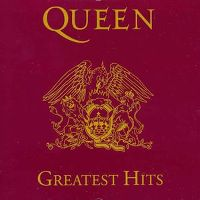 Cover Queen - Greatest Hits