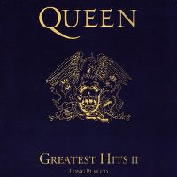 Cover Queen - Greatest Hits II