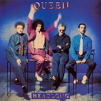 Cover Queen - Headlong