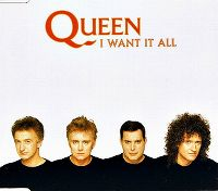 Cover Queen - I Want It All