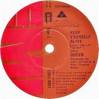 Cover Queen - Keep Yourself Alive