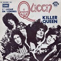 Cover Queen - Killer Queen
