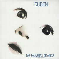 Cover Queen - Las palabras de amor (The Words Of Love)