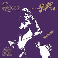 Cover Queen - Live At The Rainbow '74 - Sold Out