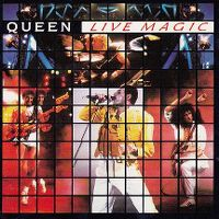 Cover Queen - Live Magic