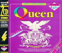 Cover Queen - Live USA