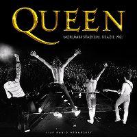 Cover Queen - Morumbi Stadium. Brazil 1981