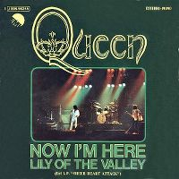 Cover Queen - Now I'm Here