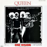 Cover Queen - One Vision