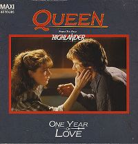 Cover Queen - One Year Of Love