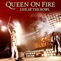 Cover Queen - Queen On Fire - Live At The Bowl